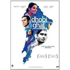 Dhobi Ghat (Mumbai Diaries) (Aamir Khan Productions - New Hindi Film / Bollywood Movie / Indian Cinema DVD)