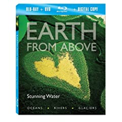 Earth From Above: Stunning Water [Blu-ray]