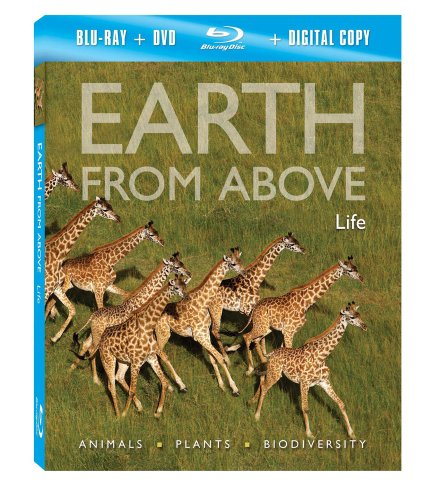Earth From Above: Life [Blu-ray]