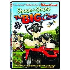 Shaun the Sheep: The Big Chase