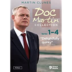 Doc Martin: Collection - Series 1-4