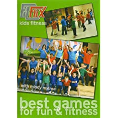 Mindy Mylrea: Best Games for Fun & Fitness for Kids