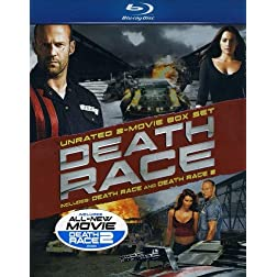 Death Race: Unrated 2-Movie Box Set [Blu-ray]