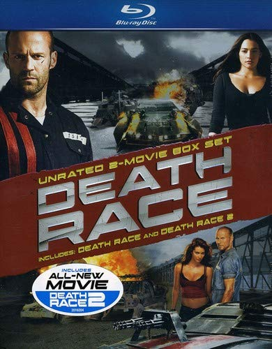Death Race: Unrated 2-Movie Box Set (Includes: Death Race and Death Race 2) [Blu-ray]