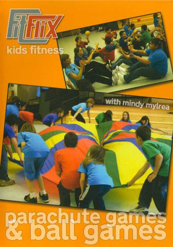 Mindy Mylrea: Parachute Games & Ball Games for Kids
