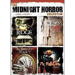 Midnight Horror Collection: Urban Legends