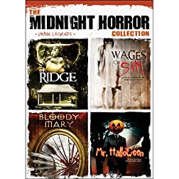 Midnight Horror Collection: Urban Legends