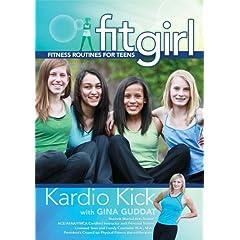 Fitgirl: Kardio Kick Workout with Gina Guddat