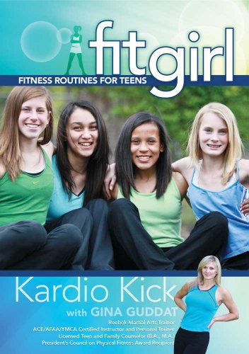 Fitgirl: Kardio Kick Workout with Gina Guddat