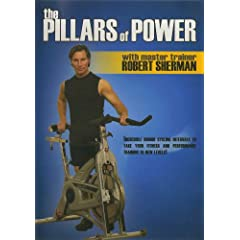 Pillars of Power: Indoor Cycling with Robert Sherman