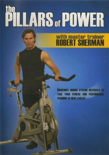 Pillars of Power: Indoor Cycling with Robert Sherman