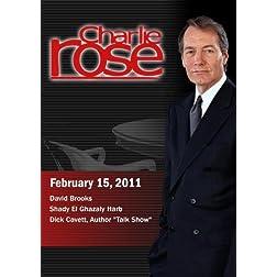 Charlie Rose (february 15, 2011)