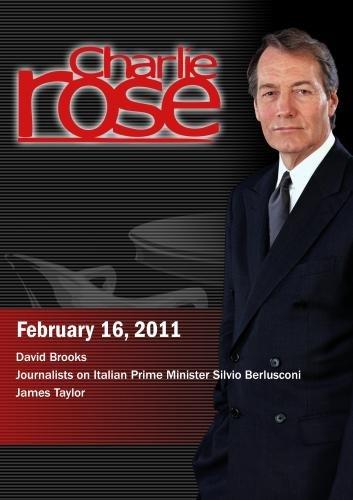 Charlie Rose (february 16, 2011)