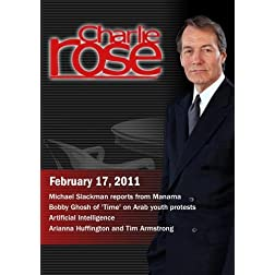 Charlie Rose (february 17, 2011)