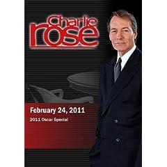 Charlie Rose - 2011 Oscar Special (February 24, 2011)