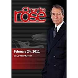 Charlie Rose - 2011 Oscar Special (February 24, 2011)