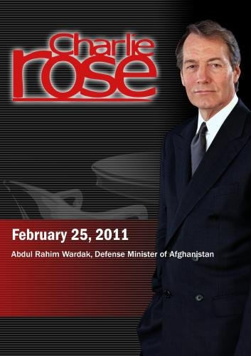 Charlie Rose - Abdul Rahim Wardak (February 25, 2011)