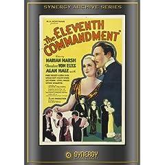The Eleventh Commandment (1933)