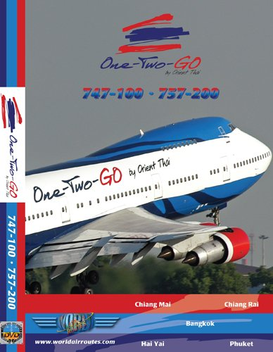 One Two Go Boeing 747-100 & Boeing 757-200
