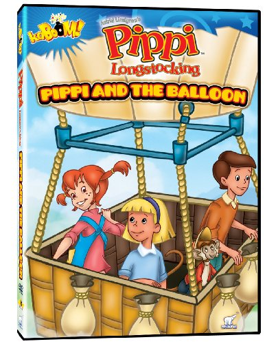 Pippi Longstocking: Pippi and the Balloon