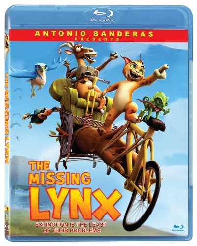 The Missing Lynx [Blu-Ray]