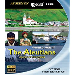 Aleutians: Cradle of the Storms - World War II [Blu-ray]