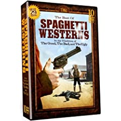 """The Best of Spaghetti Westerns. In the Tradition of """"The Good, The Bad and The Ugly"""""""