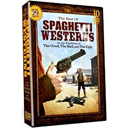 "The Best of Spaghetti Westerns. In the Tradition of ""The Good, The Bad and The Ugly"""
