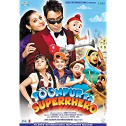 Toonpur Ka Superhero (New Hindi Film / Bollywood Movie / Indian Cinema DVD)
