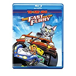 Tom & Jerry: Fast & The Furry [Blu-ray]