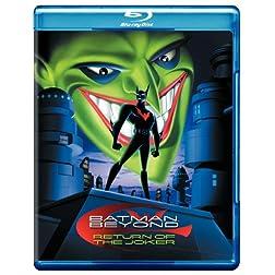 Batman Beyond: Return of Joker [Blu-ray]