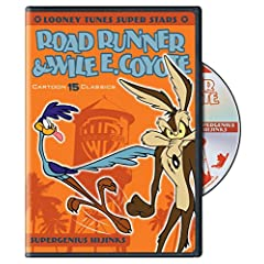 Looney Tunes Super Stars: Road Runner & Coyote