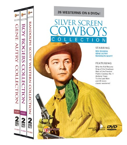 Silver Screen Cowboys