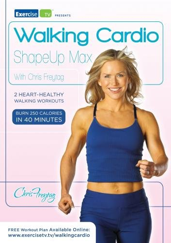 Walking Cardio Shape Up Max