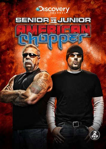 American Chopper Senior Vs. Junior