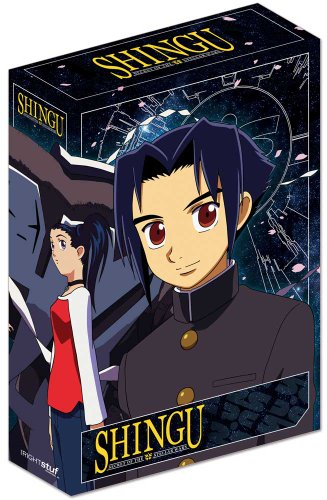 Shingu: Secret of the Stellar Wars DVD ThinPak Collection