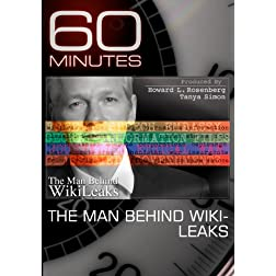 60 Minutes - The Man Behind WikiLeaks (January 30, 2011)