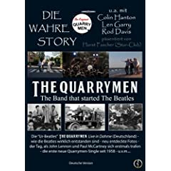 The Quarrymen - The Band that started The Beatles (Deutsche Version - PAL)