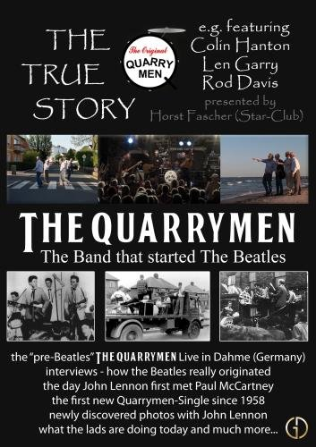 The Quarrymen - The Band that started The Beatles (English Version - PAL)