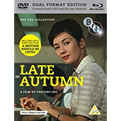 Late Autumn / A Mother Should be Loved (Dual Format Edition) [Blu-ray]