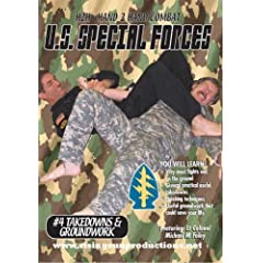 US Special Forces H2H Takedowns Groundwork