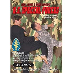 US Special Forces H2H Knees