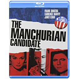 Manchurian Candidate [Blu-ray]