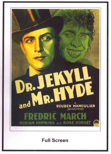 Dr. Jekll and Mr. Hyde 1920