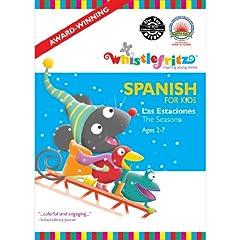 Spanish for Kids: Las Estaciones (The Seasons)