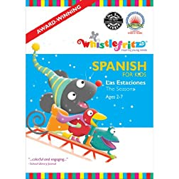 Spanish for Kids: Las Estaciones (The Seasons)