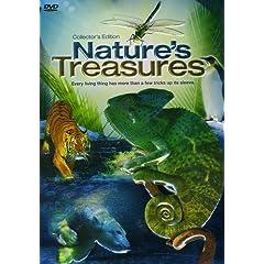 Nature's Treasures (4-Pk+Bonus CD)(Tin)