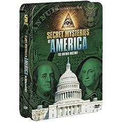 Secret Mysteries of America: The Untold History (5-Pk)(Tin)