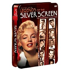 Legends of the Silver Screen (5-pk)(Tin)