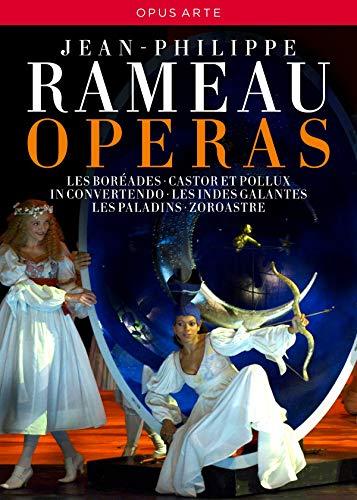 Rameau Operas Boxed Set